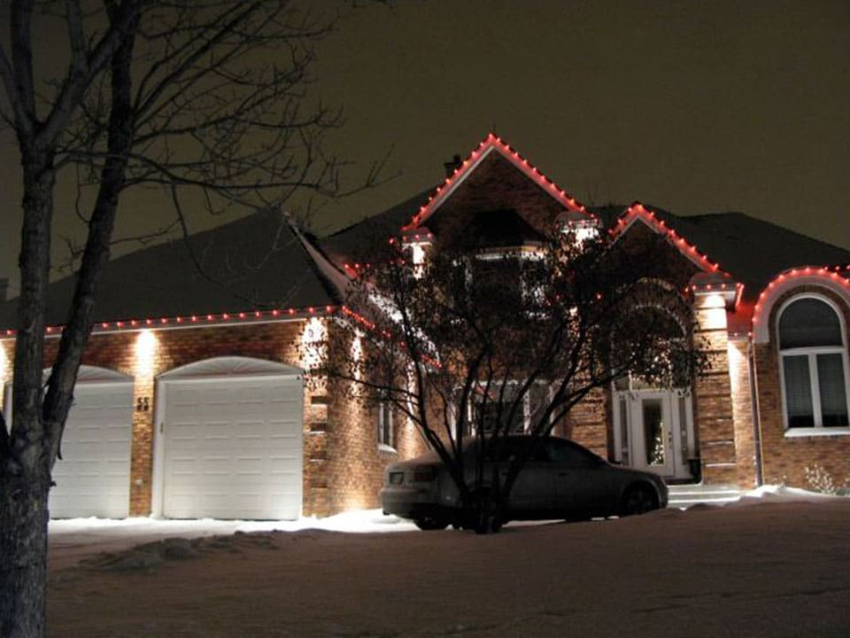 Christmas Lights Installation Services in the GTA