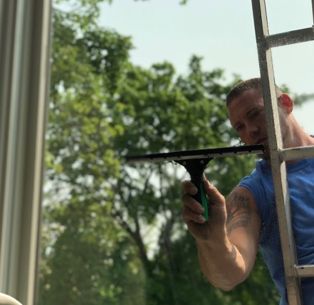 Residential Window Cleaning in Toronto