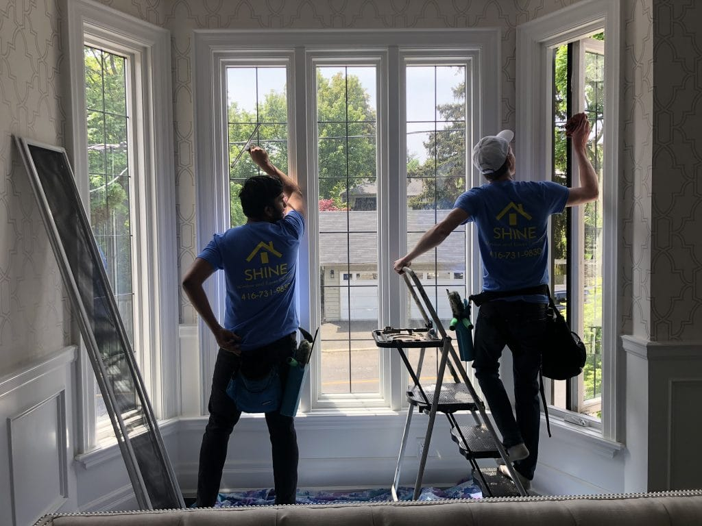 spring window cleaning toronto